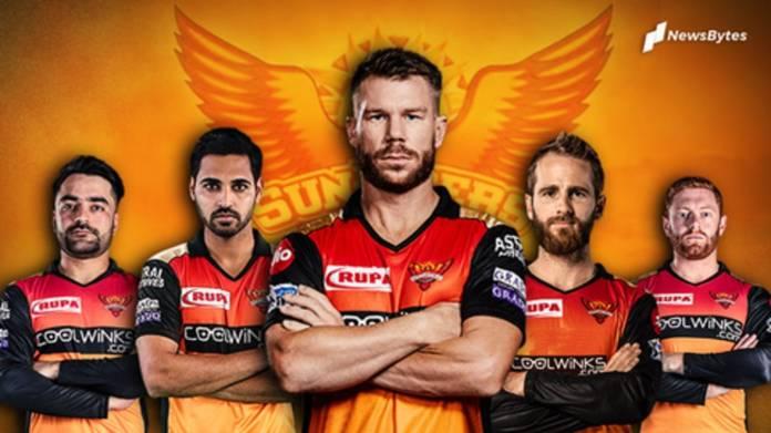 IPL: All-time XI of Sunrisers Hyderabad | NewsBytes