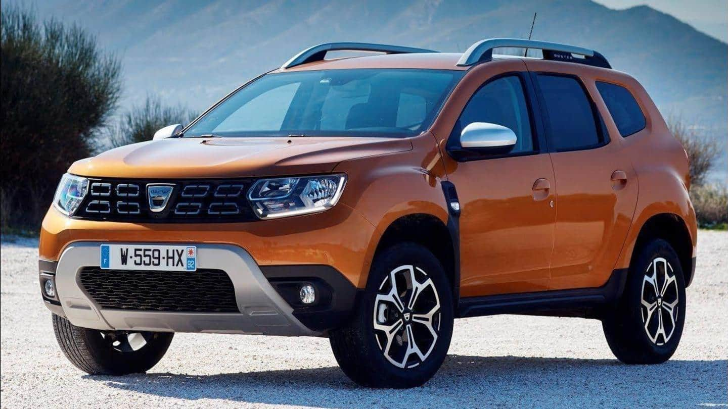 New-generation Renault Duster likely to debut in India next year | NewsBytes