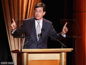Stephen Colbert, Webbys