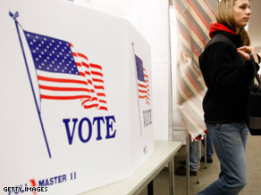 Advisors to Obama and Clinton on Monday discussed the possibilities of re-voting in Florida and Michigan.