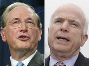 Rockefeller apologized to McCain Tuesday.