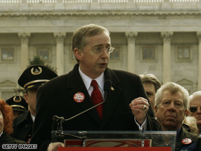 Congressman Geoff Davis (R-KY) .