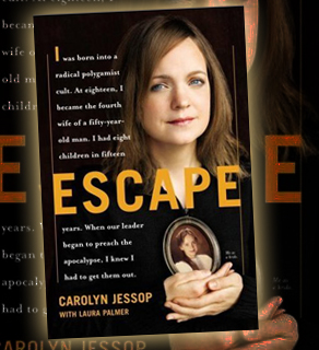 Carolyn Jessop is a former FLDS Member and Co-Author of Escape