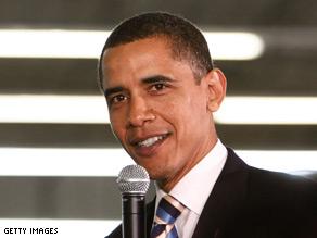 Barack Obama is ahead in Oregon polls.