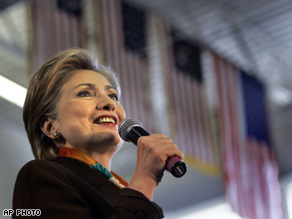 Obama insiders believe Clinton is sending signals she would be willing to join the ticket.
