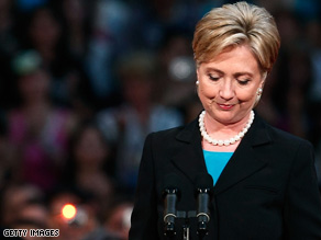 Sen. Hillary Clinton suspended her presidential campaign last week.