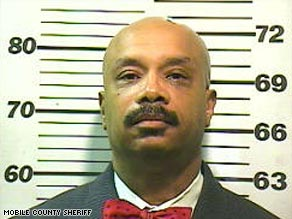 Former Mobile County Circuit Judge Herman Thomas denies all the charges, his attorney says.