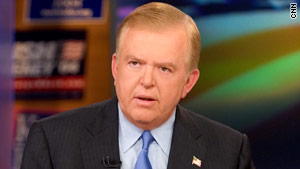 "Lou Dobbs said the gunshot came after ""weeks and weeks of threatening phone calls."""
