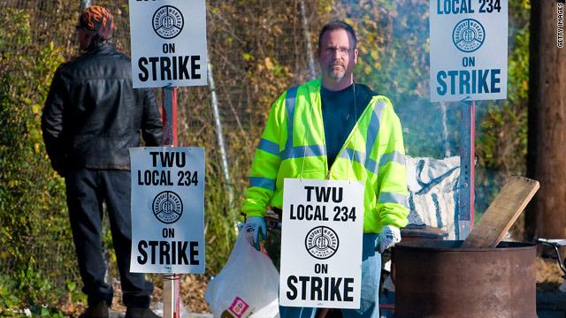labor history November 3