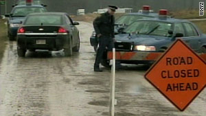 Michigan law enforcement carried out a raid on the Hutaree militia.