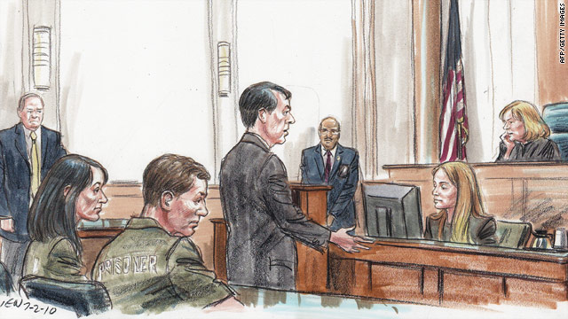 Spy suspects Patricia Mills and Michael Zottoli, left foreground, appear last week in an Alexandria, Virginia, court in a drawing.