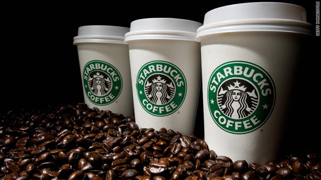 Starbucks is one of many companies offering freebies on Tax Day.