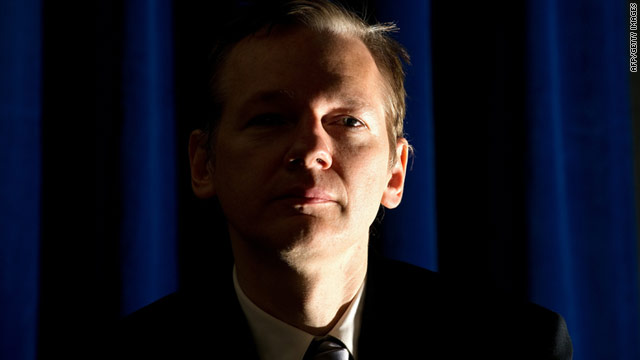 Julian Assange can be charming yet cagey about his private life and is rarely shaken by discussions of even the most controversial revelations on WikiLeaks.