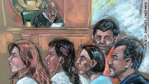 Federal prosecutors have charged 11 people with being part of a Russian spy ring in the U.S.