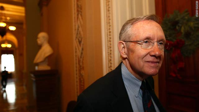 Sen. Harry Reid, D-Nevada, has found himself in political hot water over remarks he made about Barack Obama in 2008.