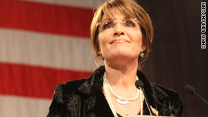 Former Alaska Gov. Sarah Palin's showing at the Southern Republican Leadership Conference will be closely watched.