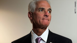 Florida Gov. Charlie Crist may have difficulty raising campaign funds as an independent, analysts say.