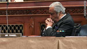 Rep. Charlie Rangel has asked supporters to urge lawmakers to oppose the censure resolution.