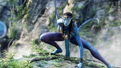 Avatar has become the top-grossing movie of all time.