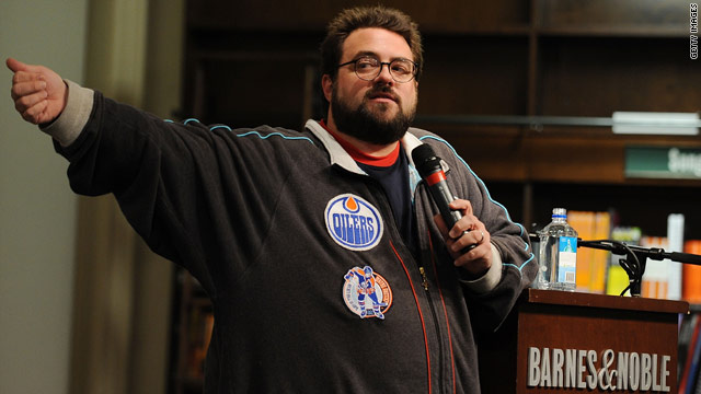 Director Kevin Smith was recently bumped off a Southwest Airlines flight for being too fat.