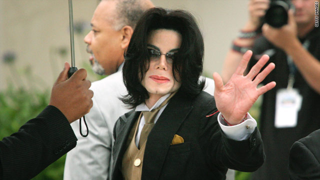 Michael Jackson, seen here in 2005, remains a mystery a year after his death.