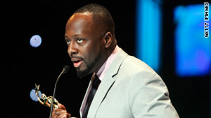 Wyclef Jean has bigger aspirations than musical accolades. He says he is planning to run as president of Haiti.