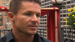 Felix Baumgartner will ride a helium balloon to an altitude of almost 23 miles, then jump.