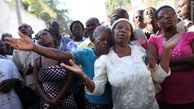 haiti earthquake sunday news