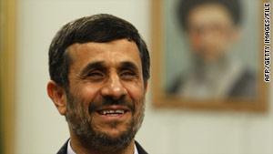 President Mahmoud Ahmadinejad has isolated Iran from the international community