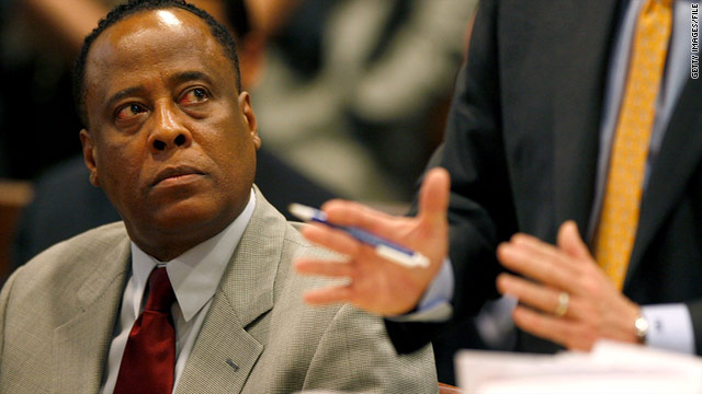 Dr. Conrad Murray remains free on a $75,000 bond. A pretrial hearing is expected to last two or three weeks.