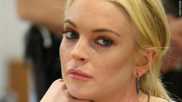 """In sending Lindsay Lohan to jail, the judge said  she  might behave better after seeing """"how truly needy women ... have to live."""""""