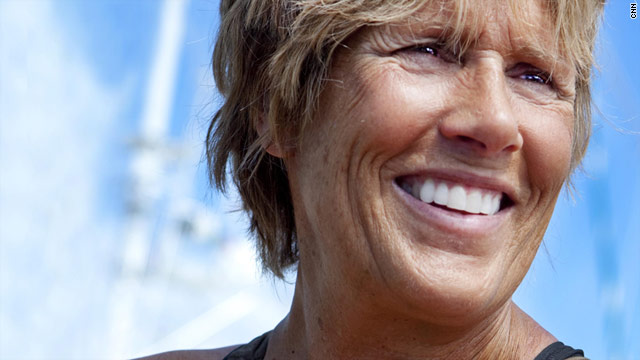 "Diana Nyad will start her Cuba-to-Florida swim Sunday evening:  ""My adrenaline is flowing, but I've been training for two years."""