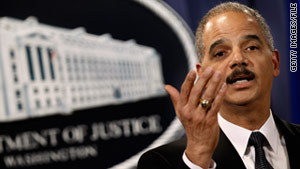 Attorney General Eric Holder acknowledges the GOP-led House is likely to press him on a range of issues.