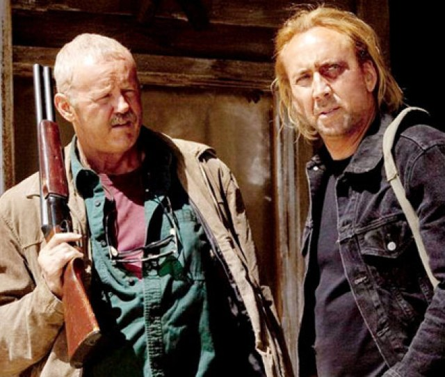 David Morse And Nicolas Cage Star In The New Film Drive Angry