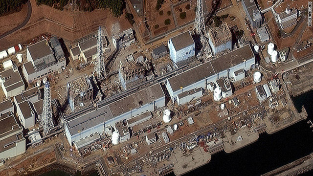 Authorities are battling to resolve a series of crises at Japan's Fukushima Daiichi nuclear power plant.