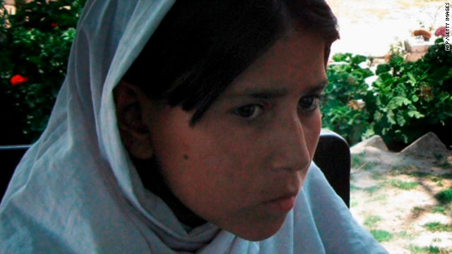 Nine year-old girl, Suhana, says she was kidnapped Sunday by two men with weapons and two women wearing burqas