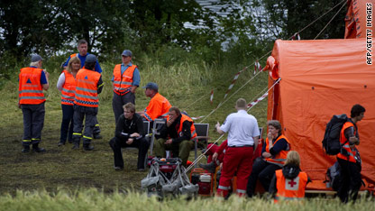 Norway survivor played dead