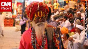 iReporters capture unique India