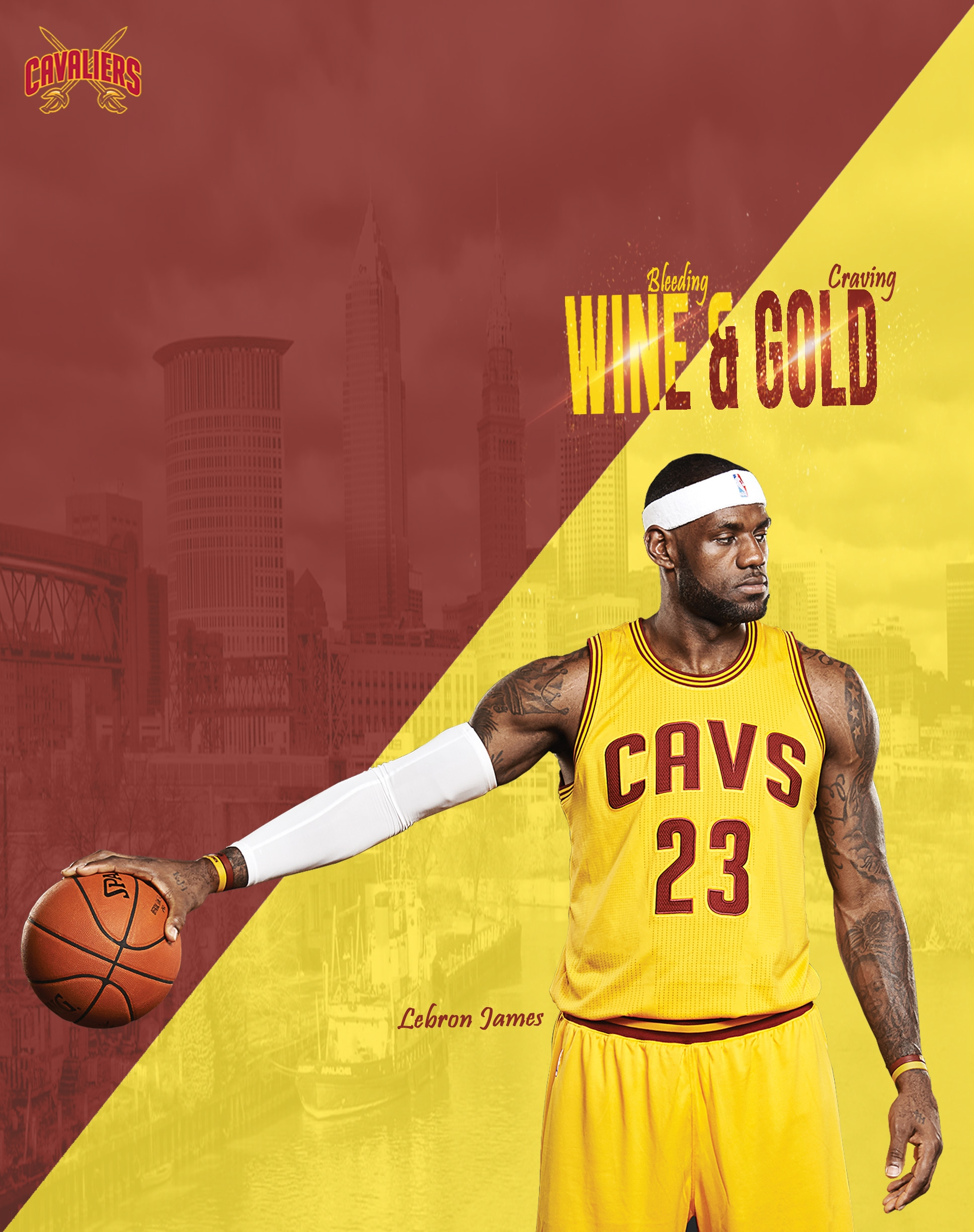 Kyrie Irving Wallpaper Iphone X Fan Wallpapers Cleveland Cavaliers