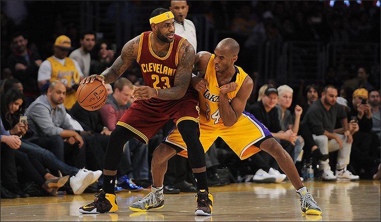 Five Keys Cavaliers Vs Lakers Cleveland Cavaliers
