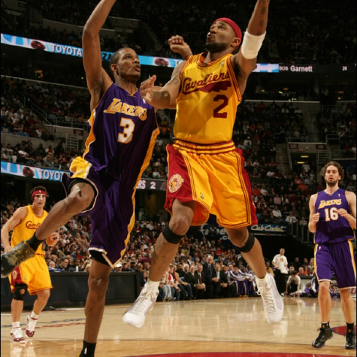 Cavaliers Vs Lakers February 8th 2009 Cleveland