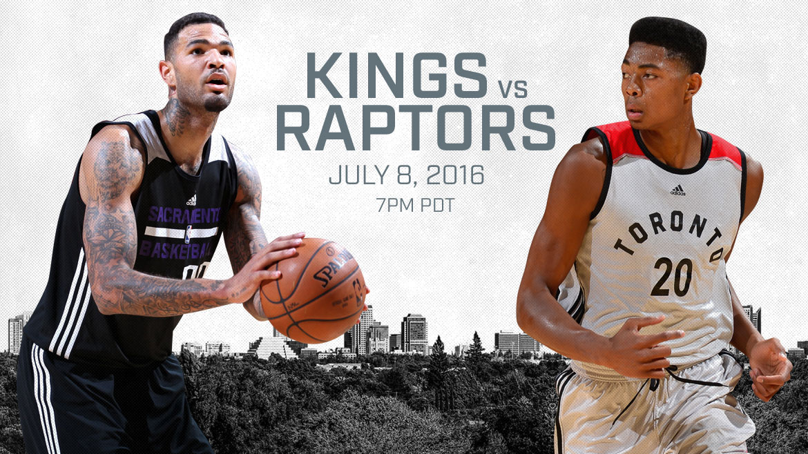 Summer League Preview Kings Vs Raptors  Sacramento Kings