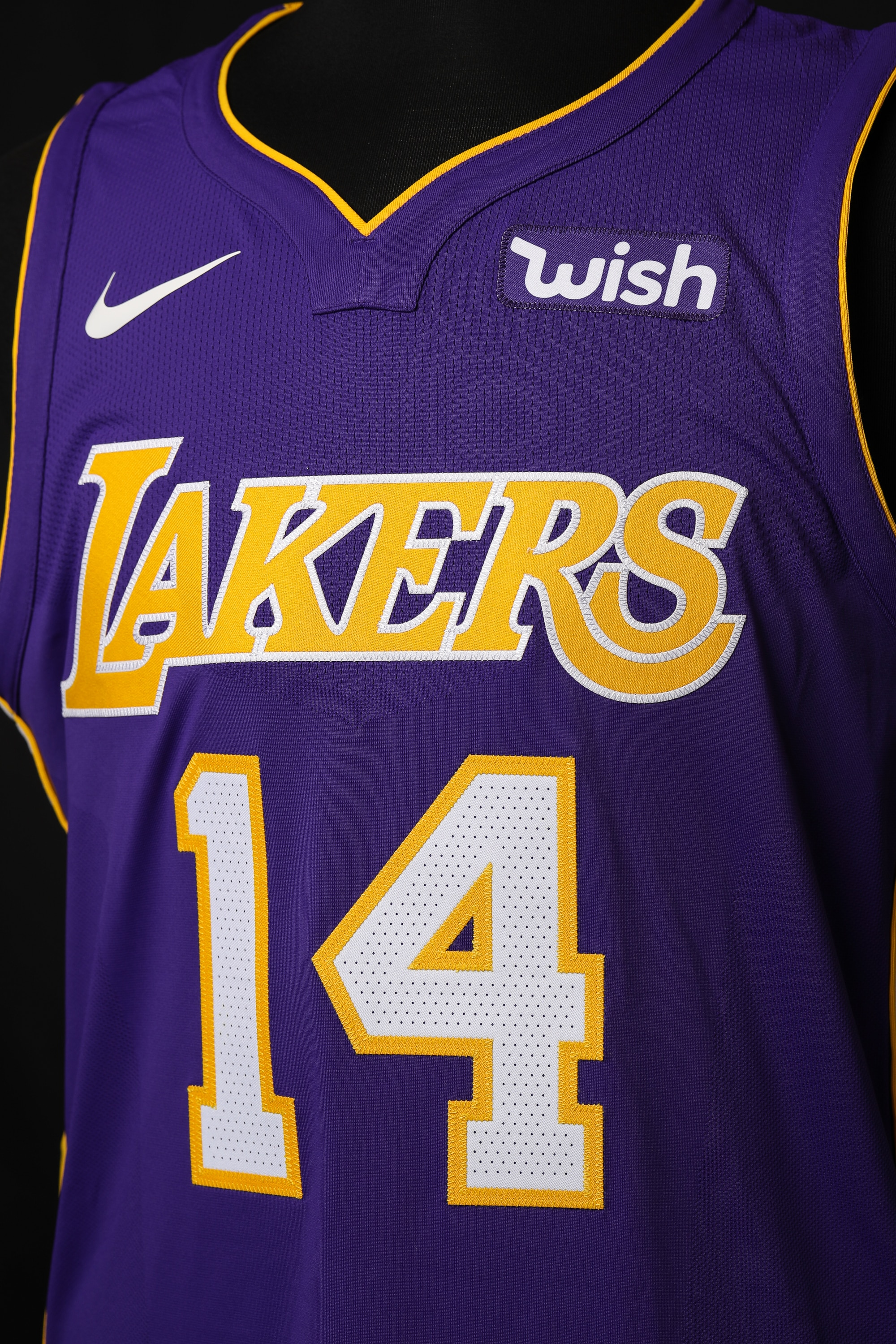 Lakers Partner With Wish Los Angeles Lakers