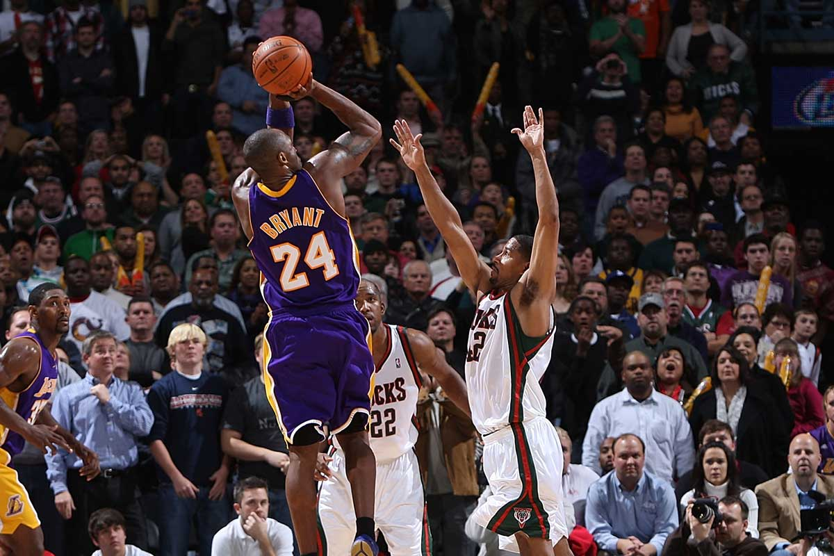 Kobe Bryant Vs The NBA Los Angeles Lakers