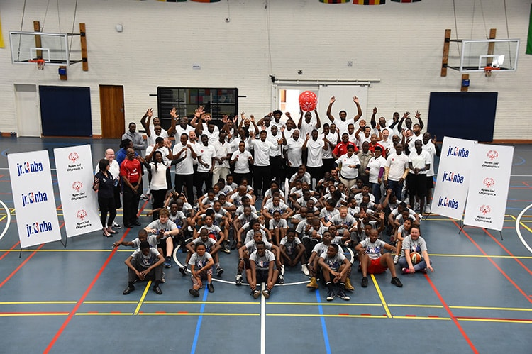 2017 Basketball without Borders-Africa