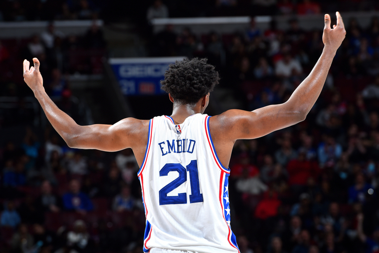 Free Throw Flow How Embiid Excels At The Line
