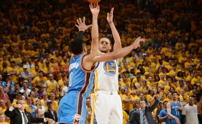 Warriors Silence The Thunder In Game 7 Series Golden