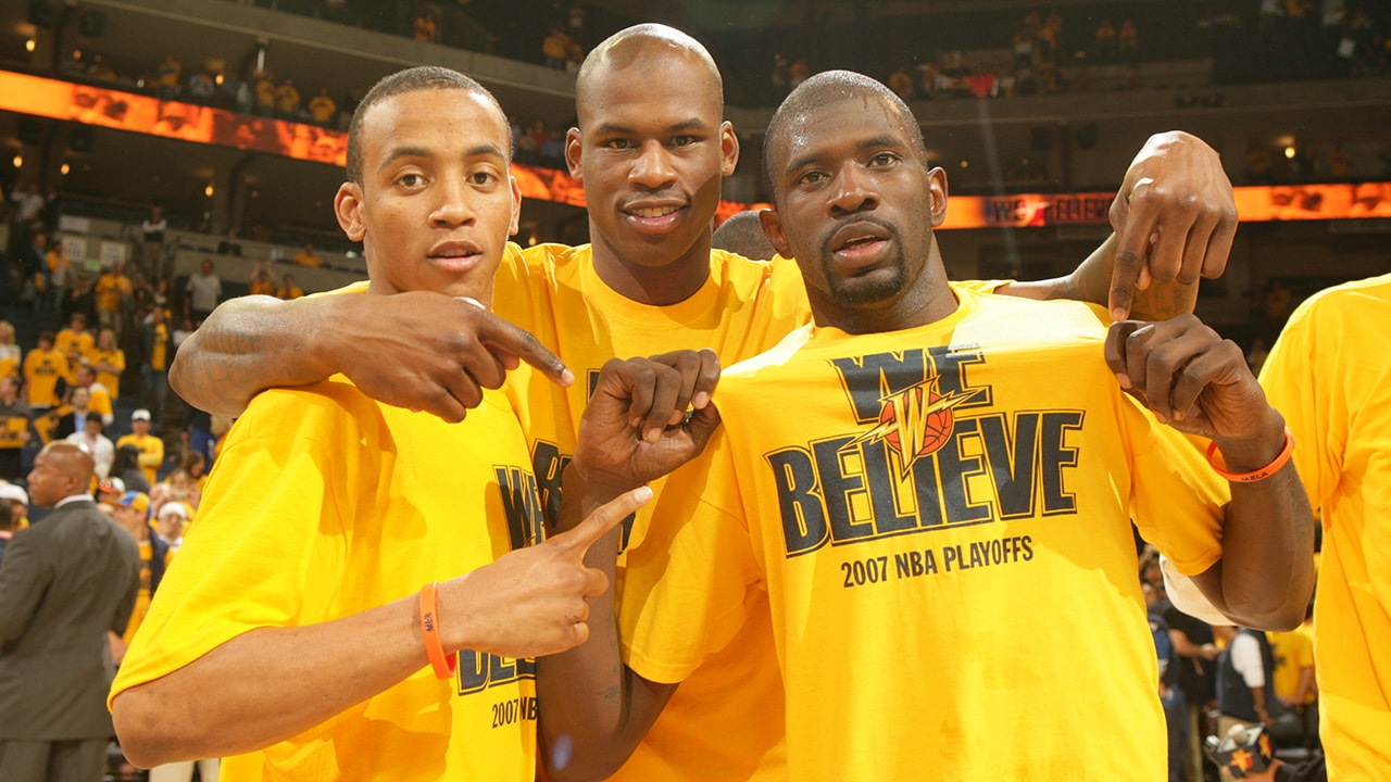「golden state warriors 2007 playoffs」的圖片搜尋結果