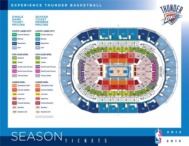 Third Row Seating Jeep >> okc thunder seating chart | Brokeasshome.com