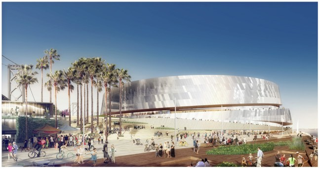 New Arena in San Francisco Golden State Warriors